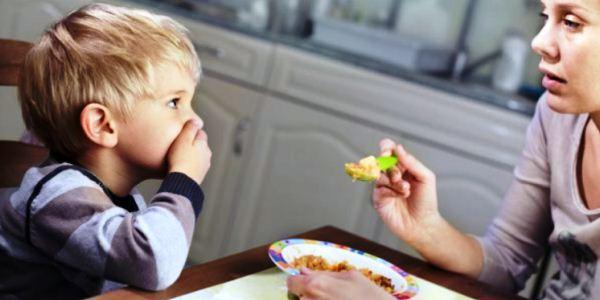 Anak tidak mau makan