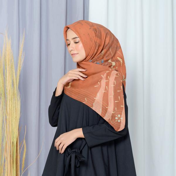 Puru Kambera Hadirkan Koleksi Hijab Spesial Dengan Desain Star Wars