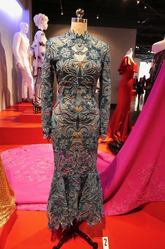 Awkwafina Oceans 8 Met Gala gown