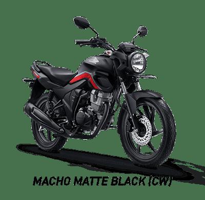 Honda Verza CW Bold Black 2020 Sejahtera Mulia Cirebon