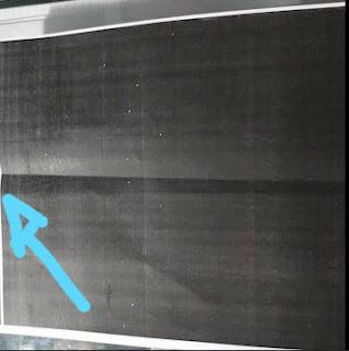 Solusi fotocopy hitam blok semua canon IR
