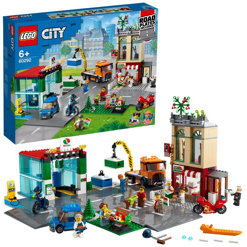 レゴ(LEGO) シティ シティスクウェア 60292
