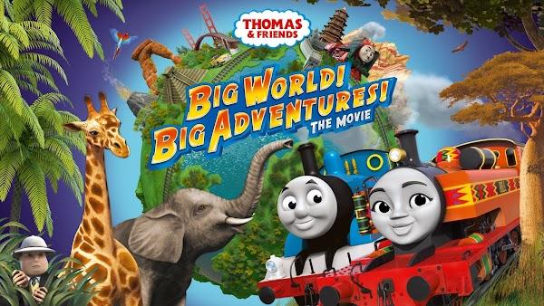 Thomas & Friends: Big World! Big Adventures! Full Movie In Tamil+English