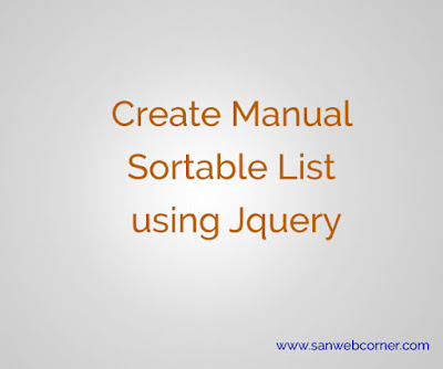 create-manually-sortable-list-using-jquery