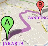 Rute dan Jadwal Bis Jakarta-Bandung