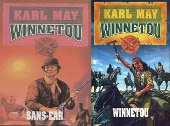 Winnetou 3. Sans-Ear, Winnetou halála könyv