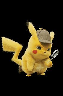 Pikachu photoediting png