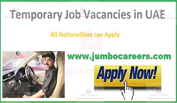 Recent UAE jobs,