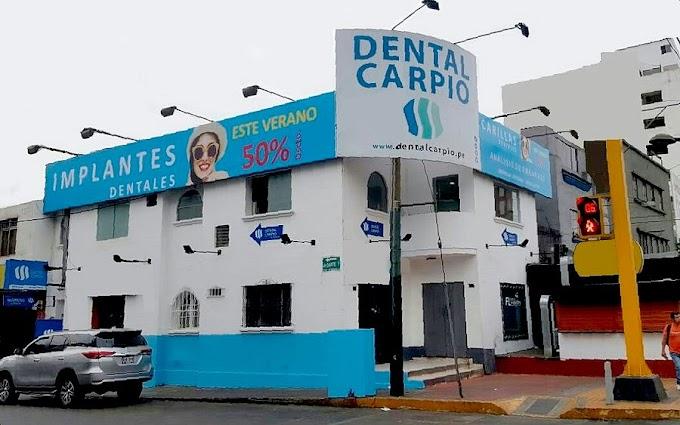 DENTAL CARPIO PERÚ: Clínica con más de 20 años dedicados a la salud bucal
