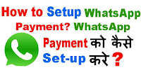 How to Setup WhatsApp Payment?