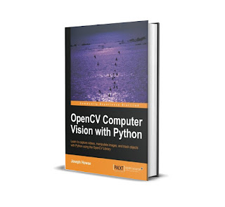 Free e-Book OpenCV Computer Vision with Python
