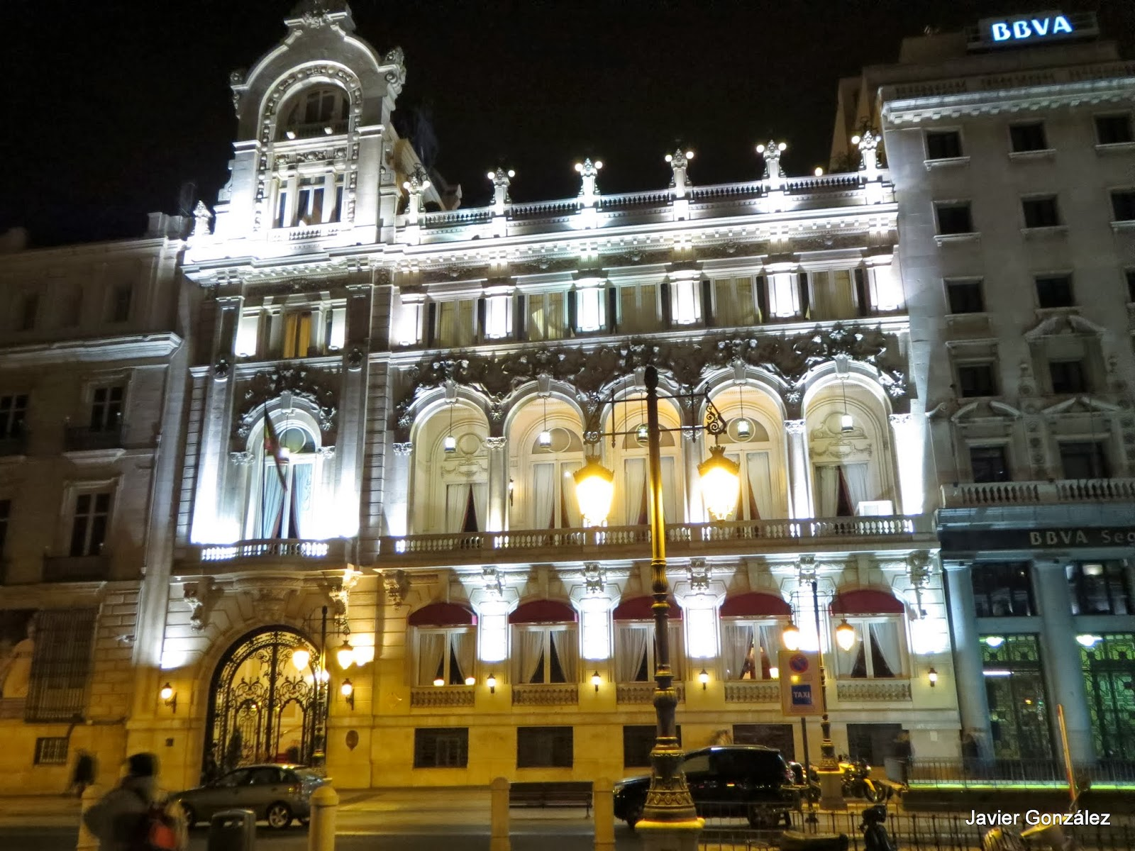 Antonio Palacios. Casino de Madrid