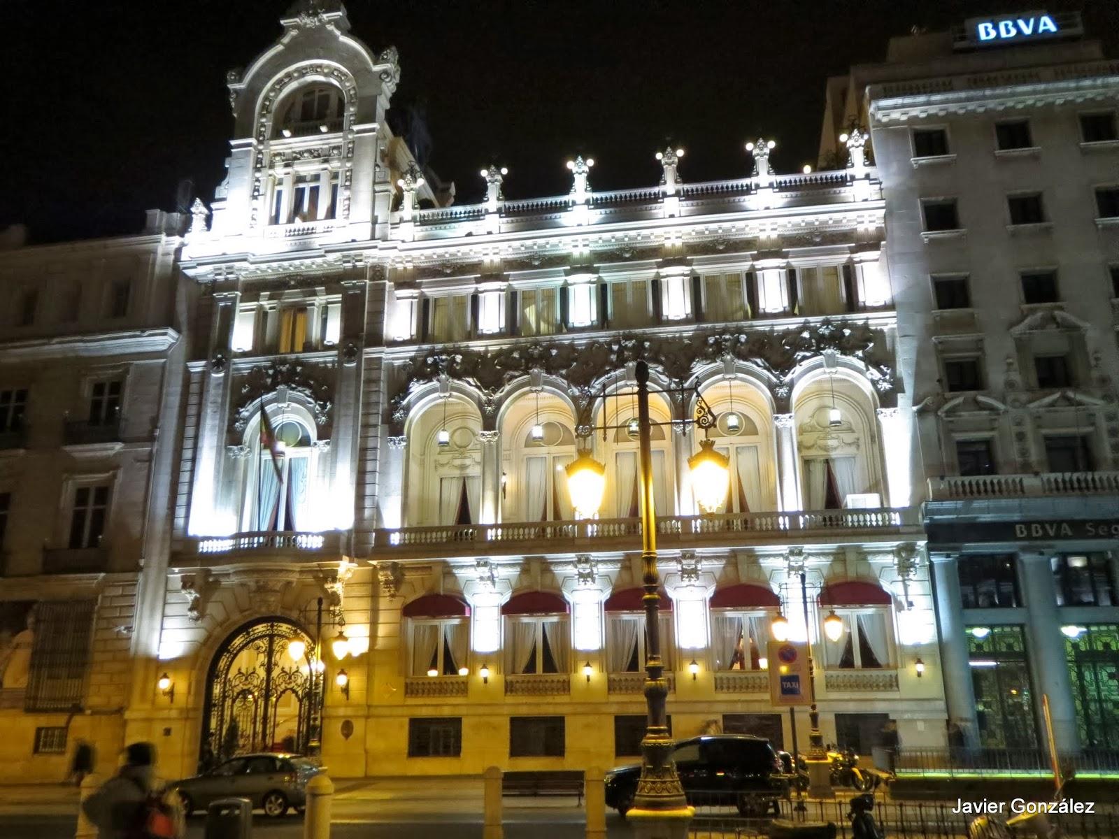 Antonio Palacios. Casino de Madrid