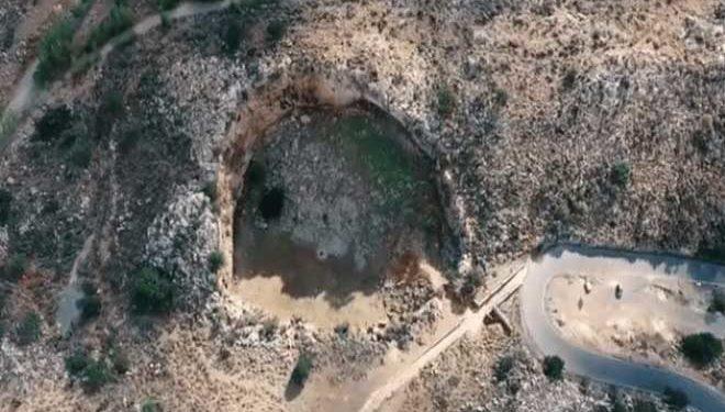 Κρήτη: Το φαινόμενο που δεν μπορούν να εξηγήσουν ούτε οι επιστήμονες [Βίντεο]