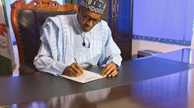 President Buhari finally signs 2016 Budget