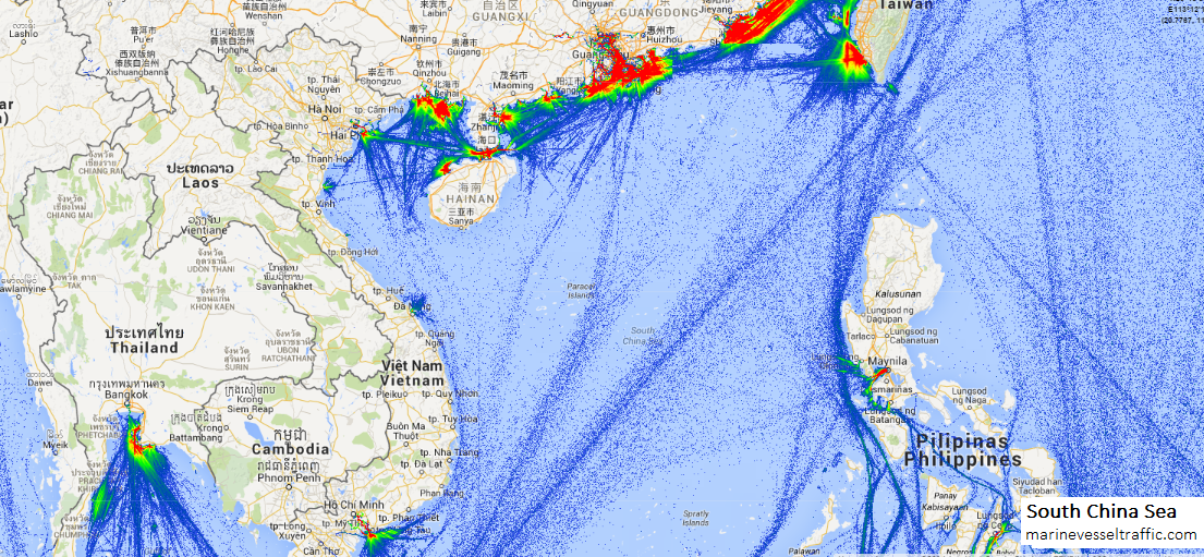 marine vessel traffic