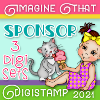 Imagine That DigiStamps