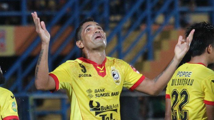 Sriwijaya FC Dikalahkan PSMS, Beto Ungkapkan Rasa Malu kepada Keluarganya