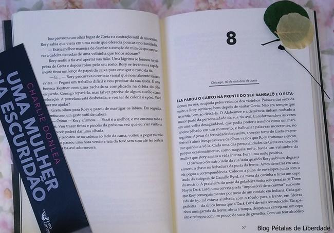 quote, livro, Uma-mulher-na-escuridao, Charlie-Donlea, Faro-Editorial,