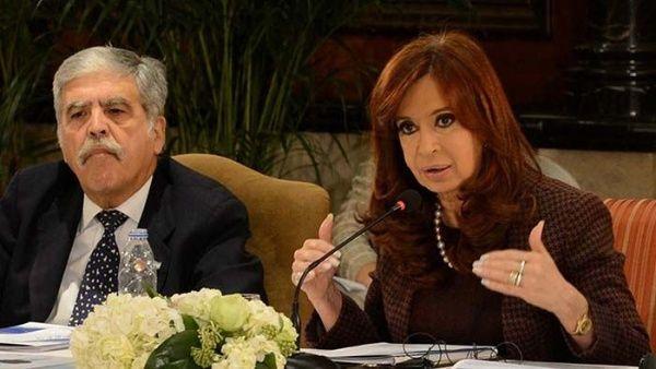 Justicia argentina anula proceso contra exfuncionarios kirchneristas