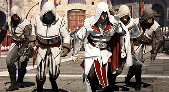 Bristolian Gamer Editorial Ezio Auditore Naive Teenager To An