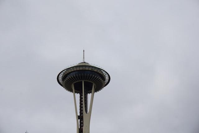 space needle grattacielo simbolo seattle
