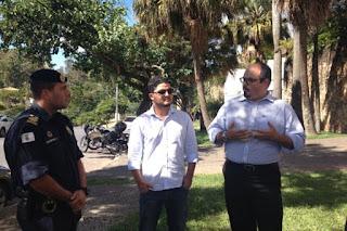Prefeitura de Belo Horizonte (MG) reforça policiamento e promete reocupar espaços públicos