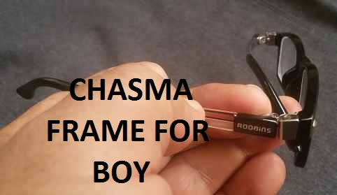 Chasma Frame for Boy