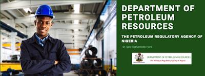 DPR Recruitment Login Portal - Department of Petroleum Resources Jobs