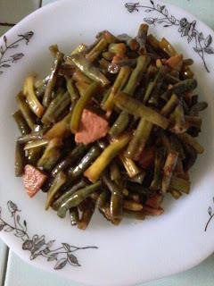 Resep Tumis Kacang Bakso