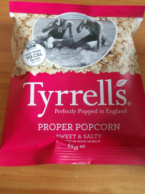Tyrells proper popcorn Sweet and Salty