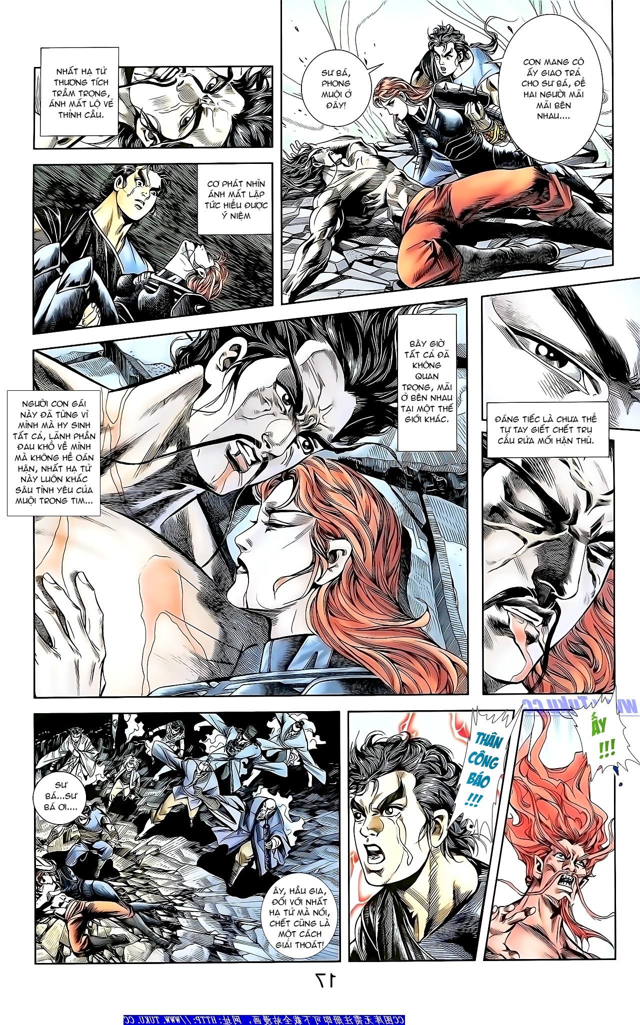 Cơ Phát Khai Chu Bản chapter 159 trang 6