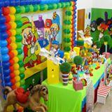 Astonishing Buffet Viva Festas Como Decorar Sua Festa Home Interior And Landscaping Mentranervesignezvosmurscom