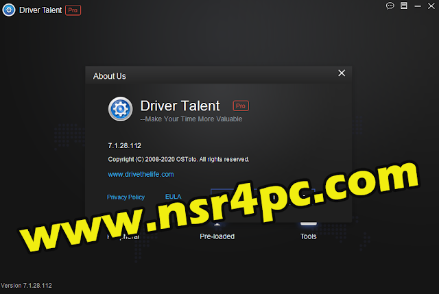 Download Driver Talent Pro 2020