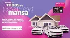Promoção Marisa Dia das Mães 2018 Todos os Sonhos Casa Carros