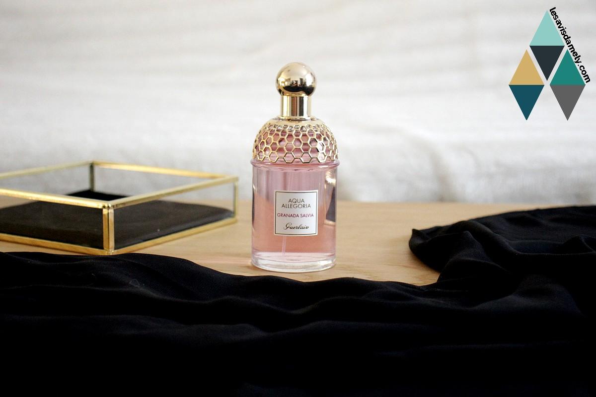 revue beauté aqua allegoria granada salvia guerlain