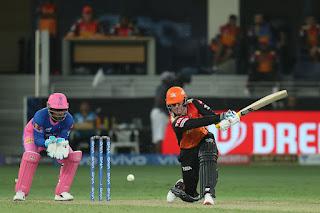 RR vs SRH 40th Match IPL 2021 Highlights