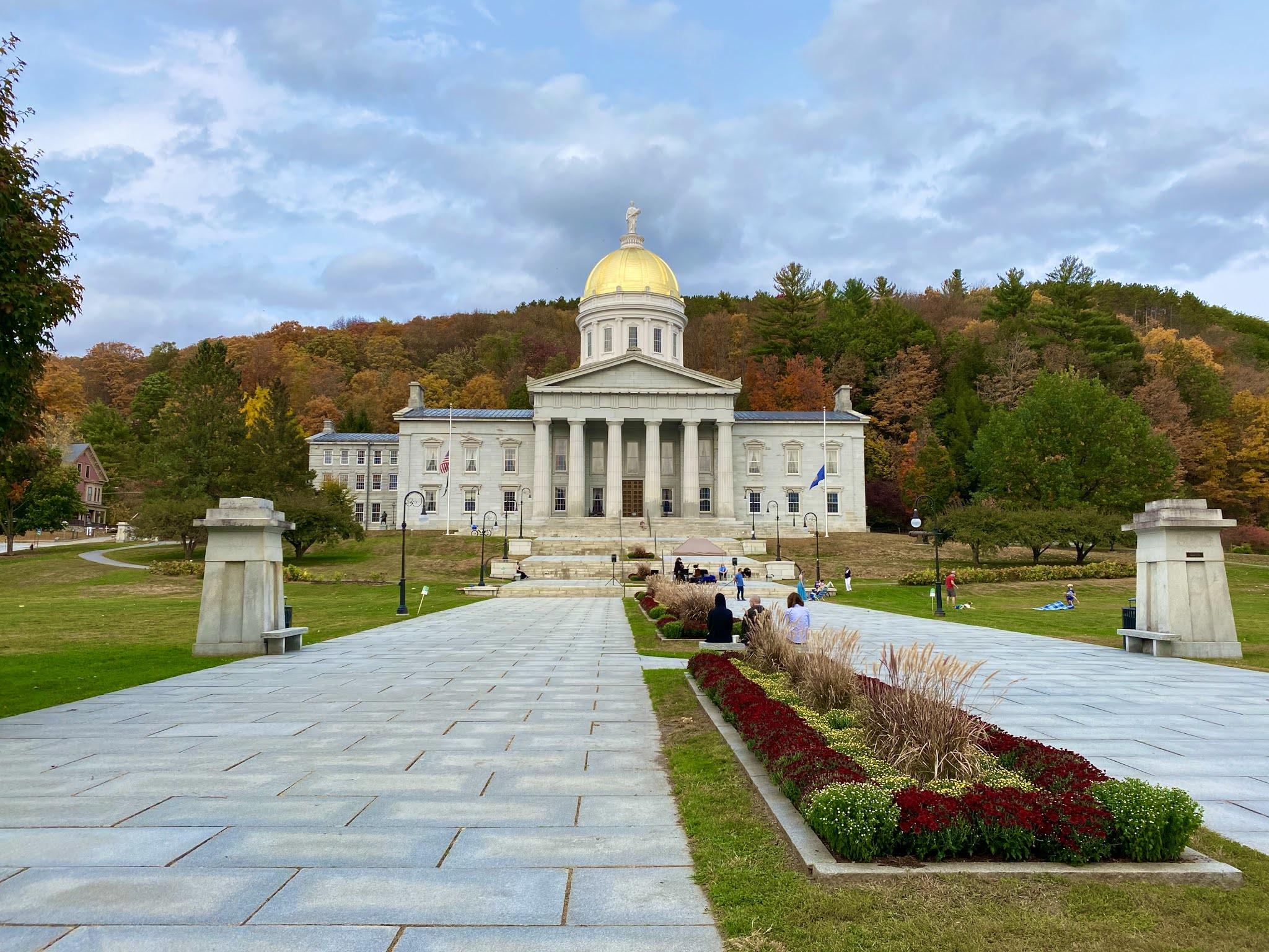Vermont State Capital | biblio-style.com