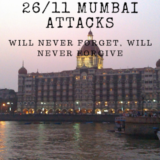 26th November Mumbai attacks 2008