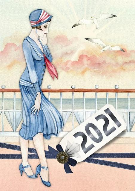 foto per augurare buon 2021
