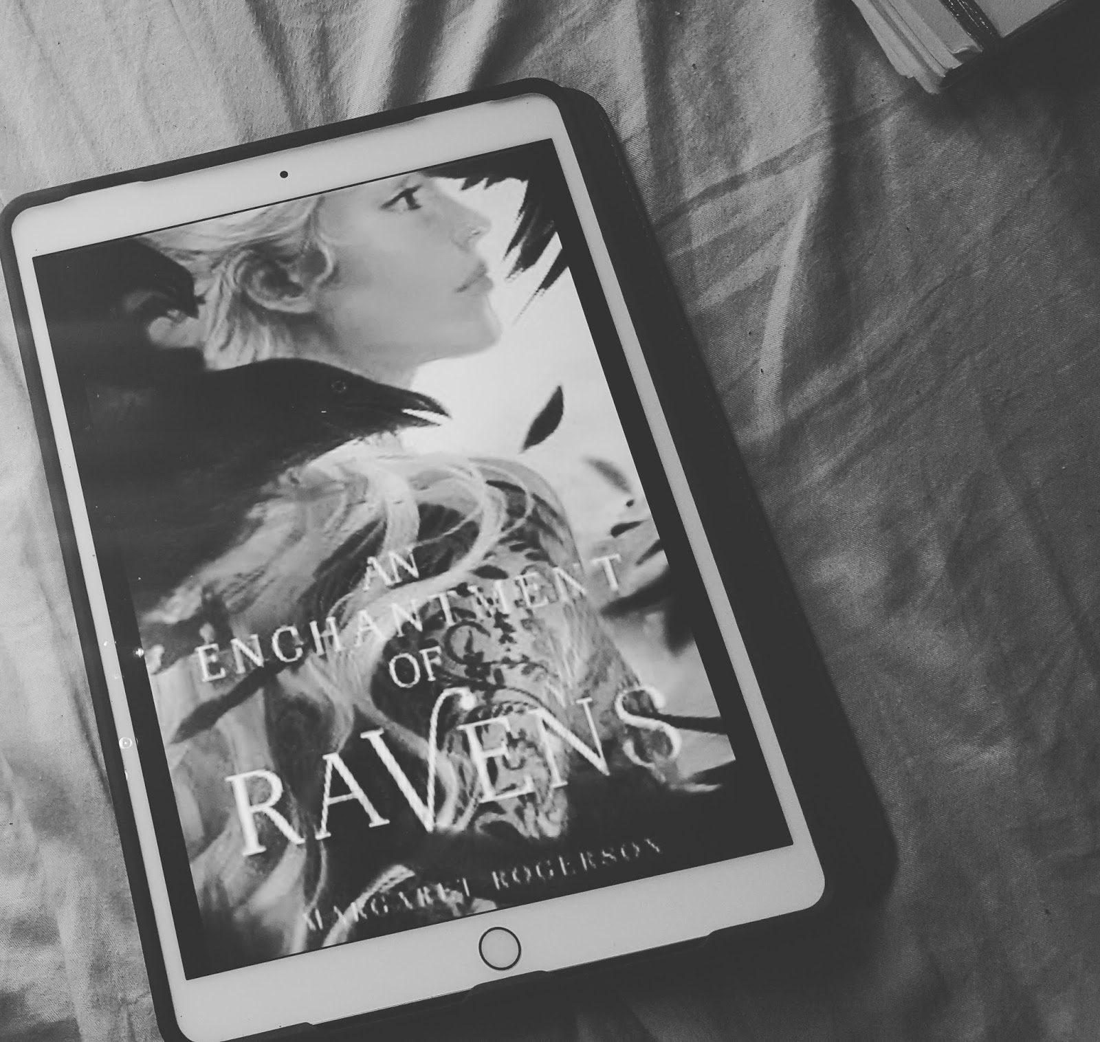 Book Review :: An Enchantment of Ravens