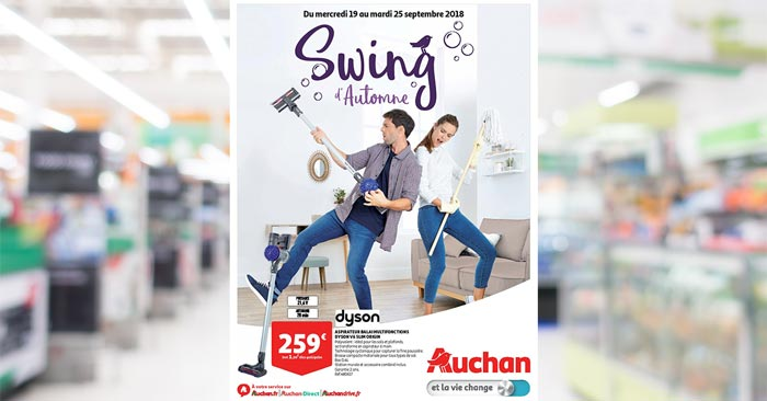 Catalogue Auchan Du 19 Au 25 Septembre 2018