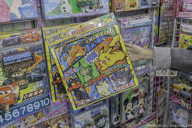 MG 6642 - 熱血採訪│台中玩具150坪批發超市人超多,限定小丑與魔術表演入場直接請你看!