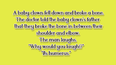 funny clown jokes
