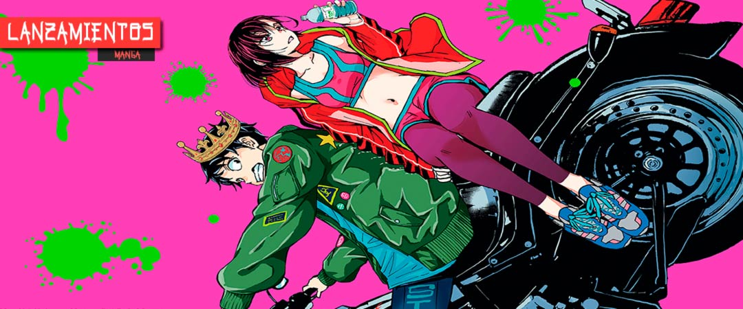 Novedades Panini Comics España agosto 2021 - manga
