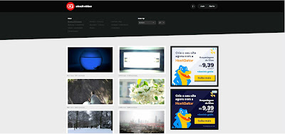 stock video banco de videos profissional blog design total