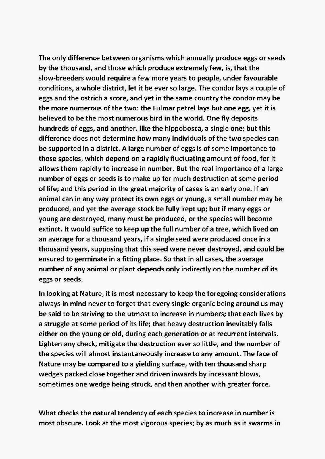 Ap english synthesis essay 2007