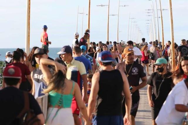 """""""Uma segunda ou terceira onda é muito mais letal e não é o que queremos no Ceará"""""""