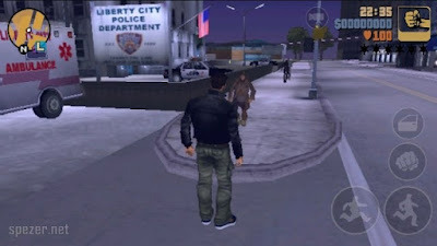 GTA 3 Android Lite Highly Compressed