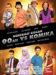 Download Generasi Kocak: 90-An Vs Komika (2017) Full Movie